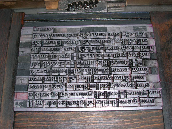 """essay on the printing press The printing press, created by johannes gutenberg, was the change that the people of the renaissance had been waiting for it was a revolutionary new idea that changed the world, """"the first printed books were religious in nature, as were most medieval books."""