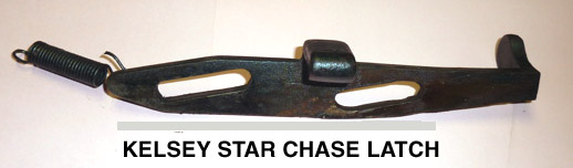 Kelsey Star Chase Clamp